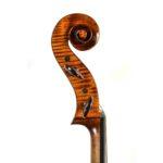 Moa Karlsson - tête violoncelle