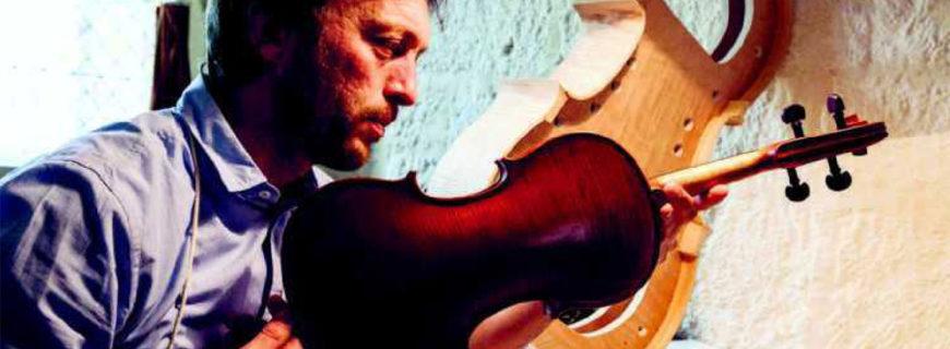 Le luthier joue à domicile (Sud Ouest – 16 juillet 2016)