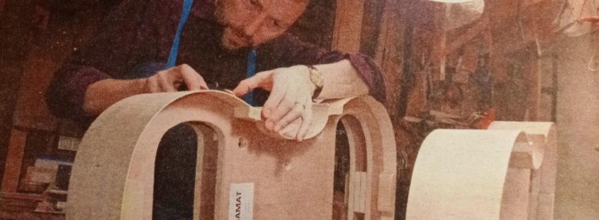 La quête infinie d'un Luthier